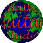 Bath Guitar Studio Logo